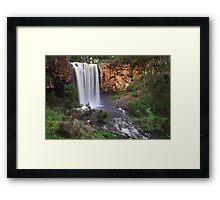 Trentham Falls Framed Print