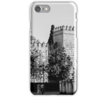 Seville - Cathedral and the Alcazar iPhone Case/Skin