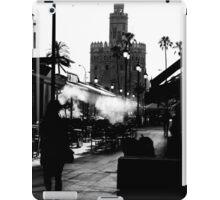 Seville - Torre del Oro  iPad Case/Skin