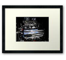 FirePower Framed Print