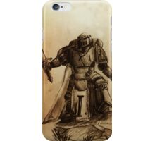Angel of Darkness - Original iPhone Case/Skin