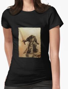 Angel of Darkness - Original Womens Fitted T-Shirt