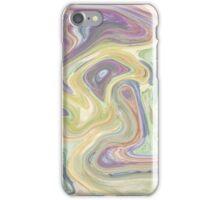 Pastel Swirl Mixture iPhone Case/Skin