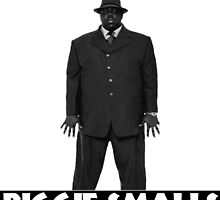 BIGGIE SMALLS by Gangster  T-Shirts