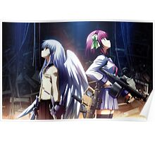 Angel Beats (1) Poster