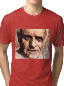 The Silence Of The Lambs Tri-blend T-Shirt