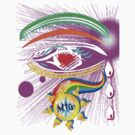 In The Eye Girl by Michelle Scott