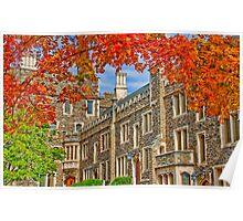 Princeton University Poster