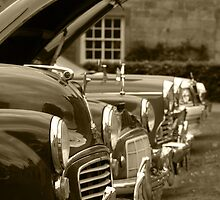 Classic Morris Minor by cnw180