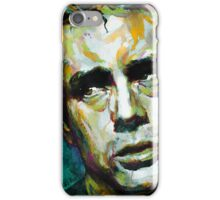 James Dean watercolor iPhone Case/Skin