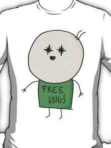 Hugo - Free Hugs T-Shirt