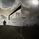A window in the sky by Adrian Donoghue