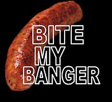 Bite my banger by scarlet monahan