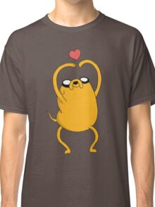 Adventure Time - Love Jake Classic T-Shirt