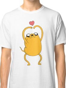 Adventure Time - Love Jake Classic T-Shirt