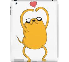 Adventure Time - Love Jake iPad Case/Skin