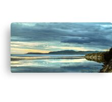 Reflections of Marion Bay Canvas Print