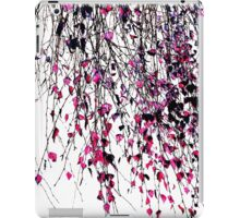pink willow iPad Case/Skin
