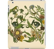 Botanical Pug iPad Case/Skin