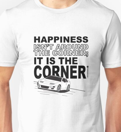 Happiness is the Corner Unisex T-Shirt