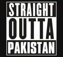 Straight outta Pakistan! by tsekbek