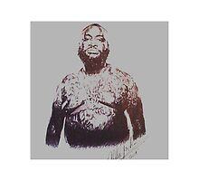 Rick Ross by Billy Jackson