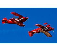 Bi bi-planes Photographic Print