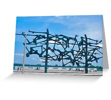 Dachau Greeting Card