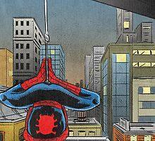 spiderman by return-hangar