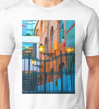 Lisbon sunset Unisex T-Shirt