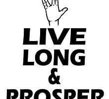 Live Long and Prosper by headpossum