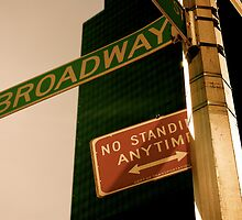 Broadway by ajparkinson