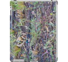 Little Blue Wren iPad Case/Skin