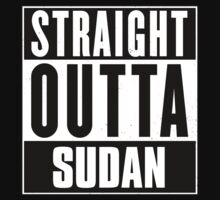 Straight outta Sudan! by tsekbek