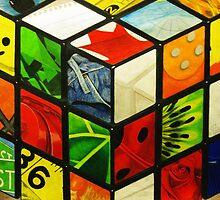 Rubik's Cube by ajparkinson