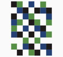 Blocks - Blue by CaptureRadiance
