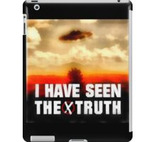 I Have Seen the Truth by Raphael Terra iPad Case/Skin