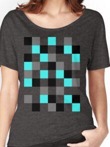 Blocks - Grey Women's Relaxed Fit T-Shirt