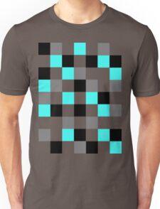 Blocks - Grey Unisex T-Shirt