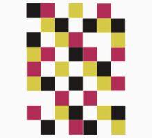 Blocks - Pink by CaptureRadiance