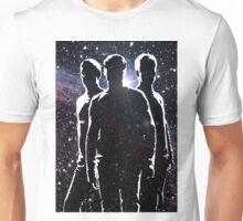 Star Trek reboot McCoy, Spock and Kirk Unisex T-Shirt