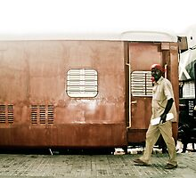 India train by misskim