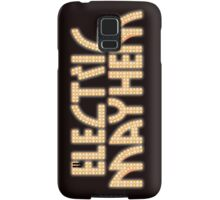 Electric Mayhem Samsung Galaxy Case/Skin