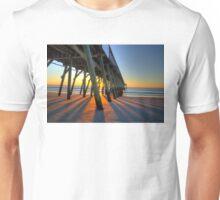 Sun rays _2 Unisex T-Shirt