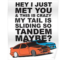 Tandem Maybe Poster