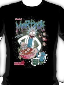 Mortyo's Spacey Cereals T-Shirt