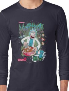 Mortyo's Spacey Cereals Long Sleeve T-Shirt