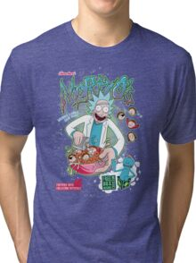 Mortyo's Spacey Cereals Tri-blend T-Shirt