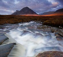 Scotland : Sliver of Light by Angie Latham