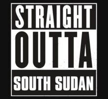 Straight outta South Sudan! by tsekbek